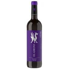 Bodega El Grifo - Vino Tinto Listan Negro Rotwein trocken 13% Vol. 750ml hergestellt auf Lanzarote - LAGERWARE